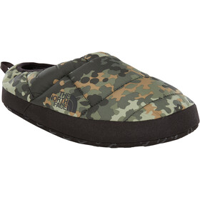 The North Face M's NSE Tent Mule III Shoes Tarmac Green/Macrofleck Print